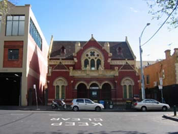 Courthouse - Melbourne Writers Theatre