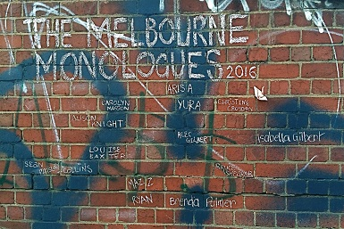 The Melbourne Monologues – tickets now on sale!