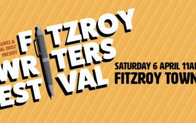 MWT presents at the Fitzroy Writers' Festival